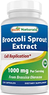 Best broccoli sprout extract liquid Reviews