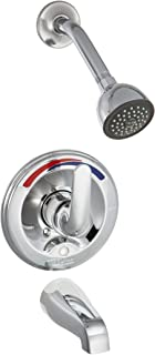 Delta Faucet T13691 Classic 13 Series Tub and Shower Trim - Push Button Diverter (Valve sold separately), Chrome