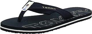 Tommy Hilfiger Iridescent Detail Beach Sandal Women's Fashion Sandals