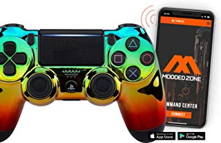 Smart Chrome GGR PS4 PRO Modded Controller for Rapid Fire FPS MOD Pack Custom Modded Controller for All Major Shooter Game...