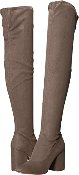 d2b727942db Jestik Over the Knee Boot.  44.98MSRP   99.95. Warm Taupe Super Fine Suede