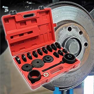 Wiellager gereedschap 24-delige set 55-88 mm wiellagertrekker voor auto met voorwielaandrijving