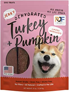 Sponsored Ad - Pet Jerky Factory Premium Dog Treats   100% Human Grade   Made in The USA   Grain Free   All Natural