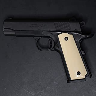 DURAGRIPS - Browning 1911-22/380 Polished Grips - Smooth - Faux Ivory