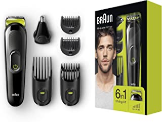 Braun 6-in-1 All-in-one trimmer MGK3021 Beard Trimmer &