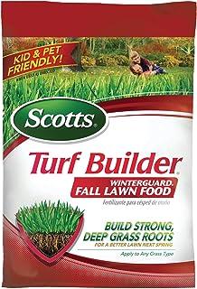 مواد غذایی چمن زمستانی WinterGuard Falls Builder - 15،000 متر مربع ریشه های چمن ، ساخت قوی ، عمیق برای چمن بهتر در بهار آینده ، در ایالت فلوریدا فروخته نمی شود