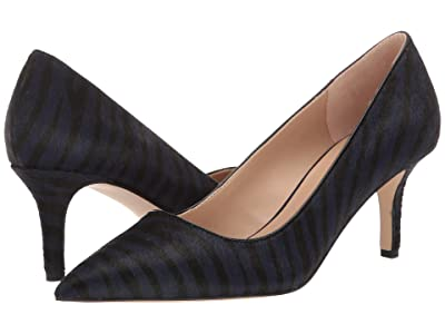 Franco Sarto Tudor (Black/Navy Zebra) Women