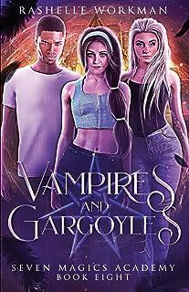 Vampires & Gargoyles: Jasmine's Vampire Fairy Tale