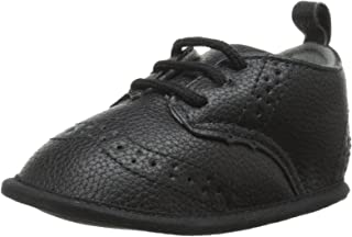 Pebbled Baby Boy Shoes Wingtip Dress Shoe