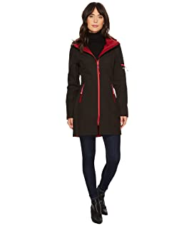 3/4 Length Two-Tone Coat