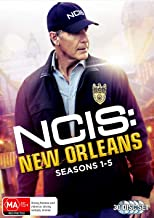NCIS: New Orleans: Season 1 - 5 [30 DISC] (DVD)