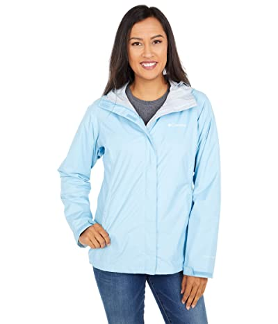Columbia Arcadia IItm Jacket (Crystal Blue/Cirrus Grey) Women