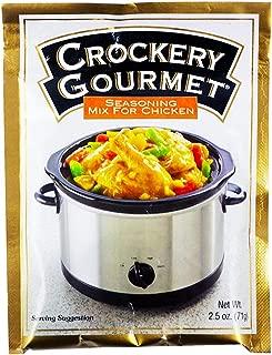 Best crockery gourmet seasoning mix Reviews