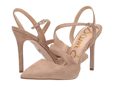 Sam Edelman Hollyn (Oatmeal Suede Leather) Women