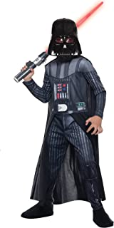Rubie's Costume Star Wars Classic Darth Vader Child Costume, Small