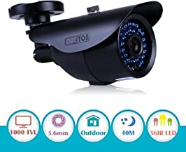 Best 900 tvl bullet 3.6mm cameras Reviews