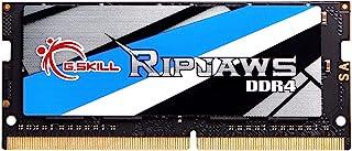 G.Skill RipJaws Series 16GB (1 x 16GB) 260-Pin SO-DIMM PC4-25600 DDR4 3200 CL22-22-22-52 1.20V Single Channel Memory Model...