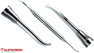 Superior Freer Periosteal Elevator Dental Grafting Implant Surgical Instrument