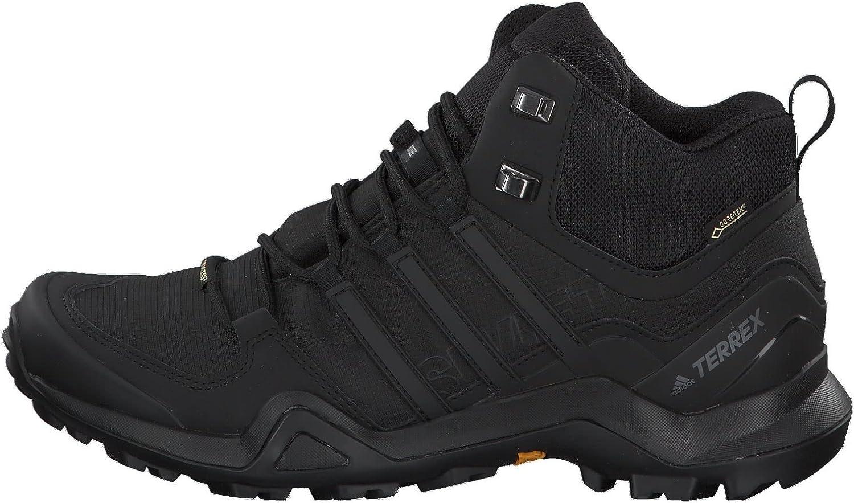 Amazon.com | adidas - Terrex Swift R2 Mid GTX - CM7500 | Hiking Boots