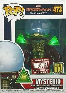 Funko POP! Marvel Collectors Crops - Mysterio #473 [Lights Up!]