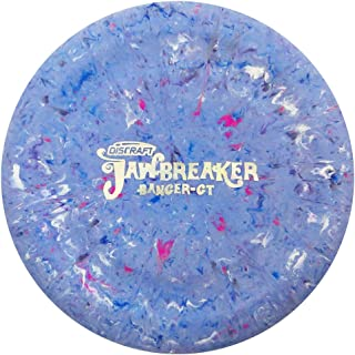 Discraft Jawbreaker Banger-GT Putt and Approach Golf Disc [Colors May Vary]