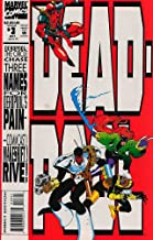 Deadpool #3, (The Circle Chase Round 3), October 1993