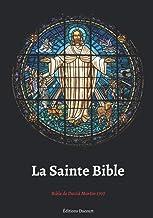 La Sainte Bible Bible de David Martin 1707