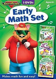 Early Math Set by Rock 'N Learn