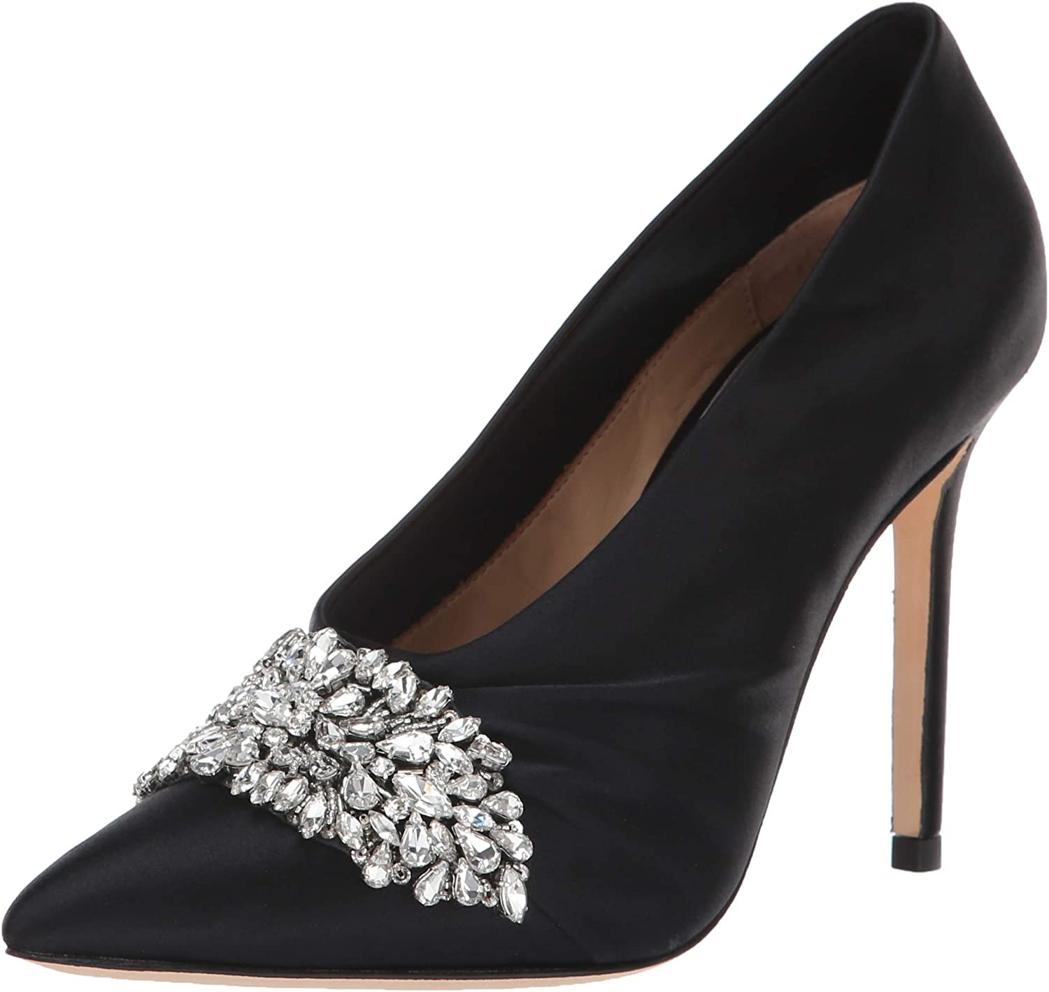 Badgley Mischka Womens Vanilla Pump