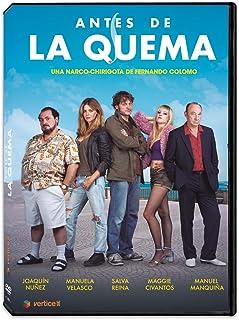 Antes De La Quema [DVD]