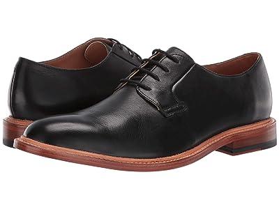 Bostonian No. 16 Soft Low (Black Leather) Men