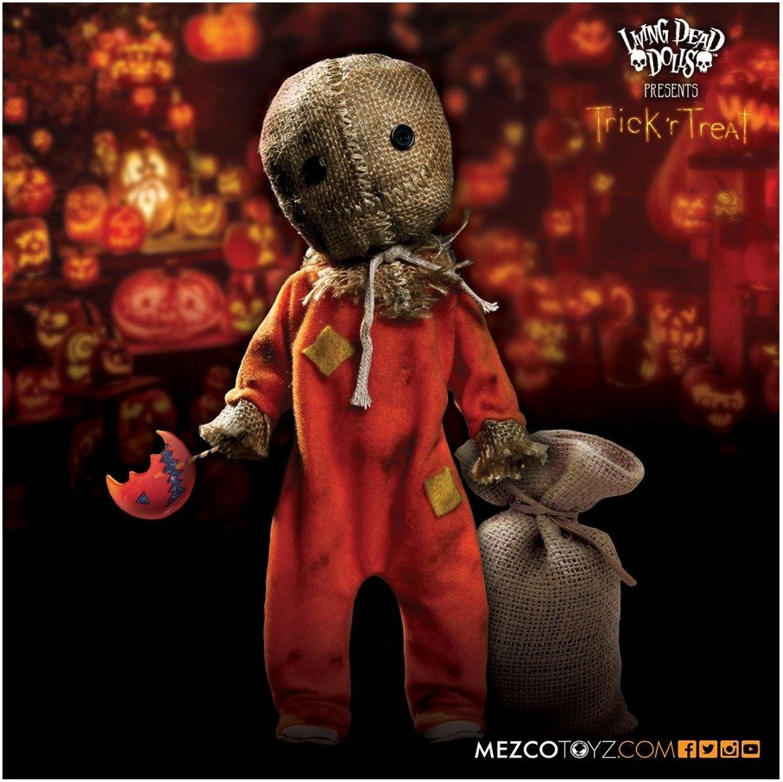 Mezco Living Dead Dolls Presents Trick n Treat SAM
