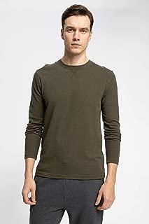 DeFacto Ottoman Örgü Slim Fit T-shirt