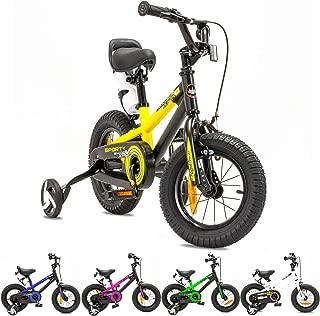 NB Parts - Bicicleta infantil para niños y niñas, BMX, a