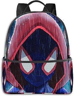 dise/ño de Estrellas Star Marvel Mochilas de Spiderman 32,5 x 43 cm