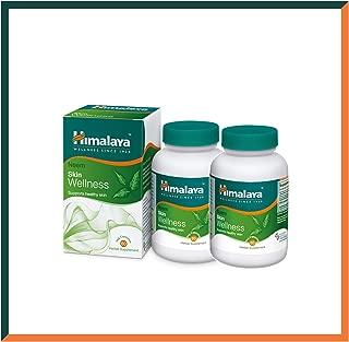 Himalaya Wellness Neem Blood Detox Supplement para la piel sana y saludable - 60 Cápsulas vegetarianas (2-Pack)