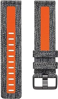 Stoffen accessoire armband voor Fitbit Versa 2