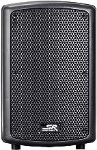 Monoprice 800-Watt Passive PA Speaker - 10 Inch, High Power Handling, Light Weight, 90 X 40 Degree High Frequency Horn - S...