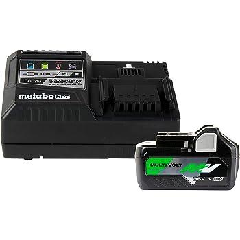 BT Pile Batterie 4000 mAh 18 V pour Metabo ULA 14.4-18 DEL R 12-18 DAB