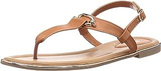 BATA Women's Oval Trim Fashion Sandals