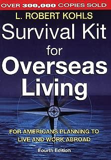 Best survival kit for overseas living Reviews