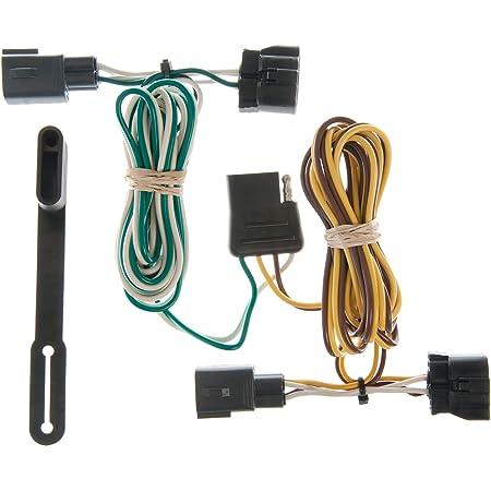 Amazon.com: CURT 55329 Vehicle-Side Custom 4-Pin Trailer Wiring Harness,  Select Dodge Ram 1500, 2500, 3500, Dakota: AutomotiveAmazon.com