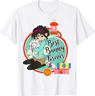 Over The Moon Fei Fei Bungee Best Bunny Forever T-Shirt