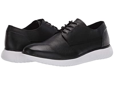 Calvin Klein Teodor (Black/White/Soft Tumbled Leather) Men