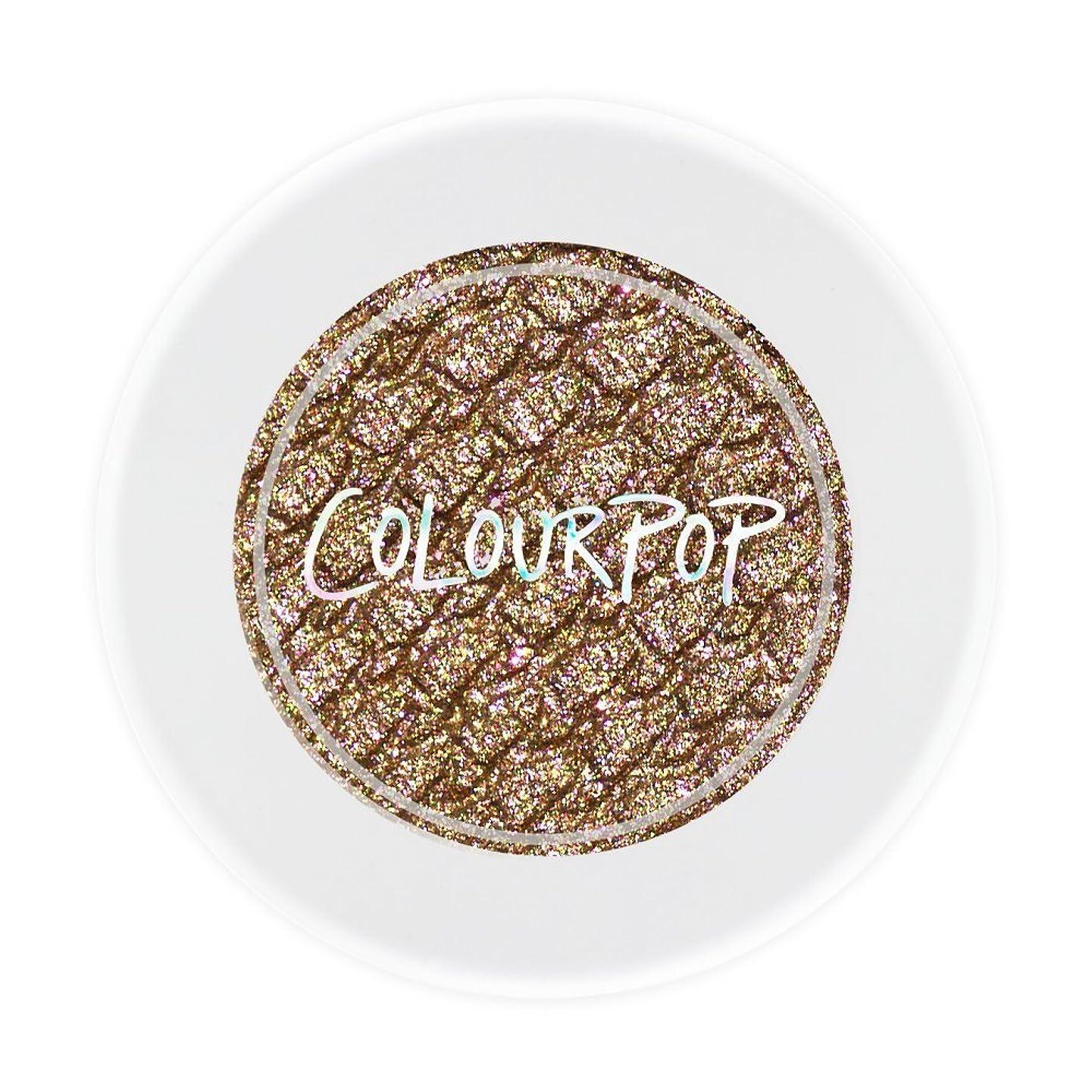 手首温室いらいらさせるColourpop Super Shock Metallic Eyeshadow (So Quiche) by Colourpop