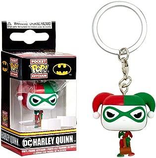 Funko POP! Keychain - DC Harley Quin - [Exclusive!]