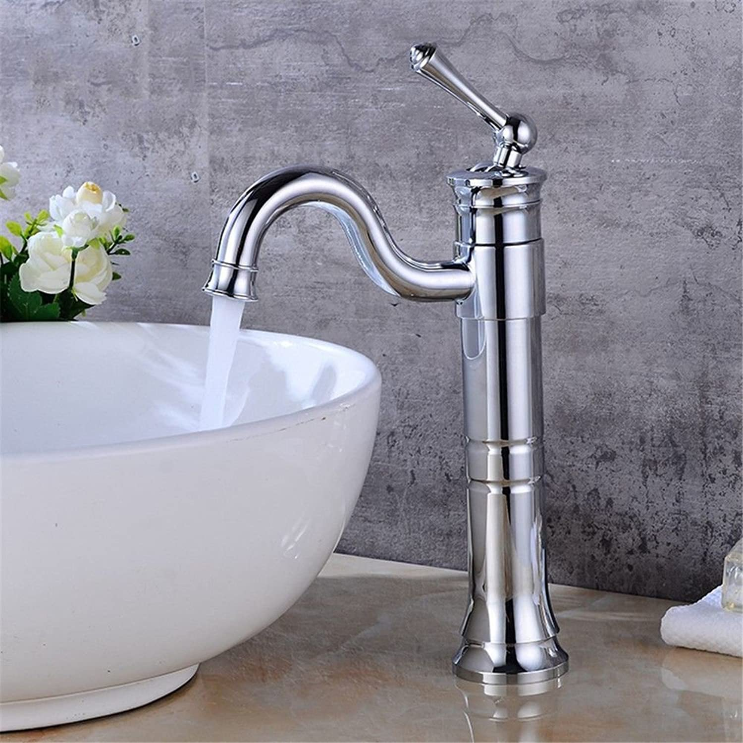 Kitchen Bath Basin Sink Mixer tap Faucet Tall Mixer tap Sink Faucet Tall Body Mixer taps Bathroom Kitchen Sink Basin Mixer tap