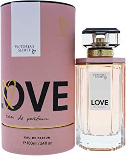 Victorias Secret Love Eau De Parfum 100ml3.4oz Perfume Spray Fragrance for Her