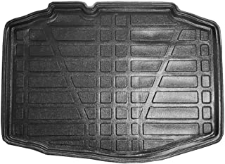 accessorypart Trunk Mats for VW Polo Trendline 2018-2020 Cargo Liner Black