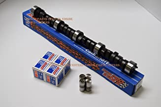 STAGE 3 472/496 LIFT CAM CAMSHAFT & LIFTERS KIT compatible with SBF FORD V8 221 255 260 289 302